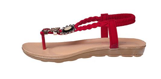 Новые стильные сандали для женщин - 4