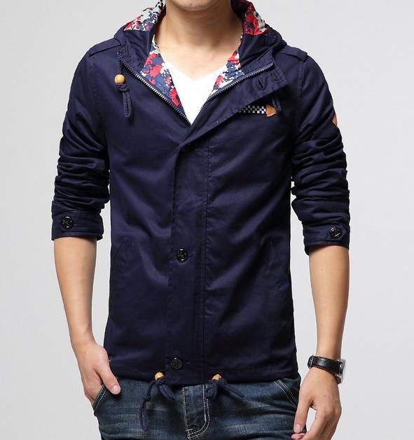 Новая коллекция модных курток для мужчин  - 8