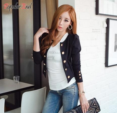 Женская свободная куртка   - 6