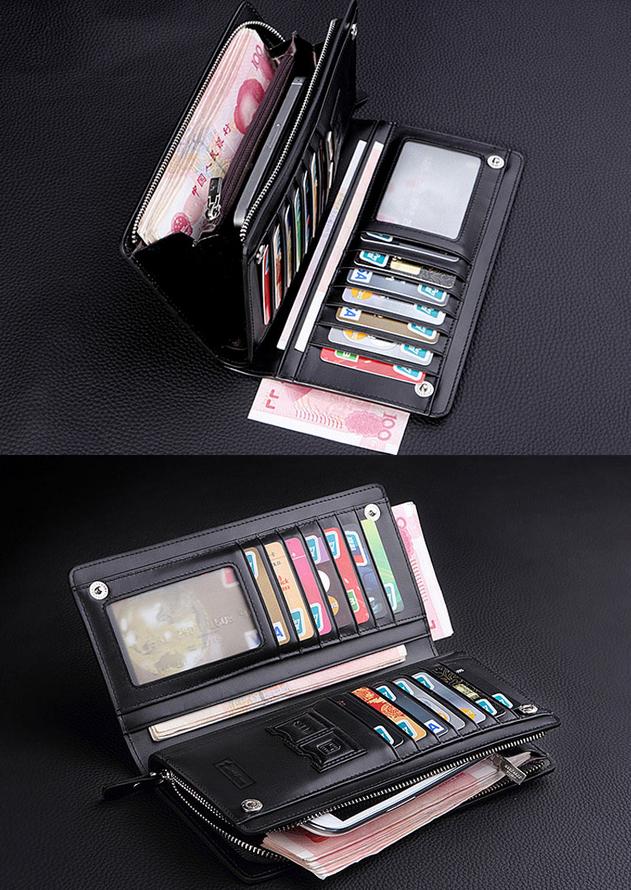 Стильный кошелёк для мужчин - 6