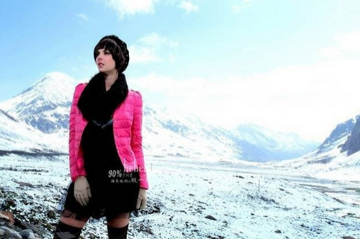 Куртка модная шинель для женщин  - 11