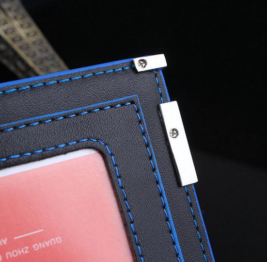 Мужской стильный кошелёк для мужчин  - 3