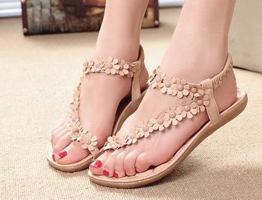 Новые открытые сандалии для женщин  - 3