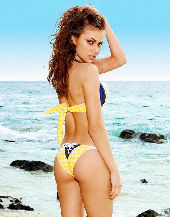 Пляжный сексуальный купальник для женщин  - 3