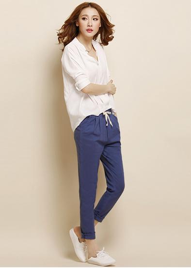 Женские брюки шаровары  - 2