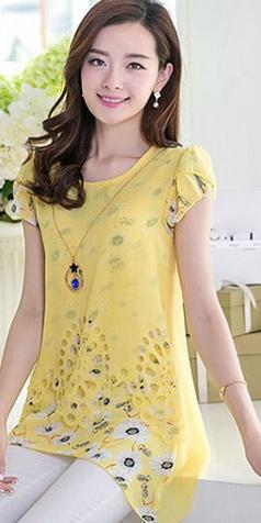 Женская блузка для леди  - 3