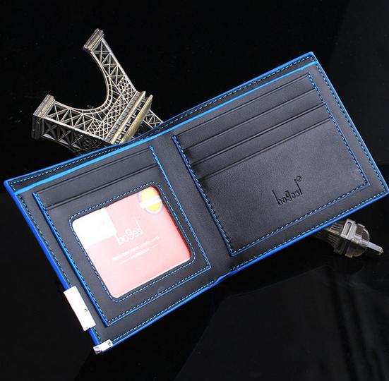 Мужской стильный кошелёк для мужчин  - 1