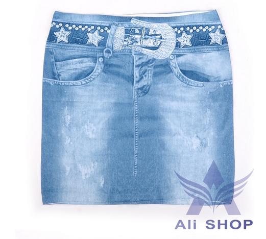 Saia Femininas джинсовые юбки для женщин - 3