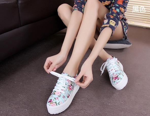 Стильные модные кроссовки для женщин - 8