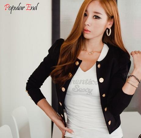 Женская свободная куртка   - 2
