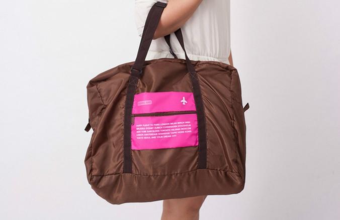Модная дорожная сумка с большой емкостью для мужчин   - 2