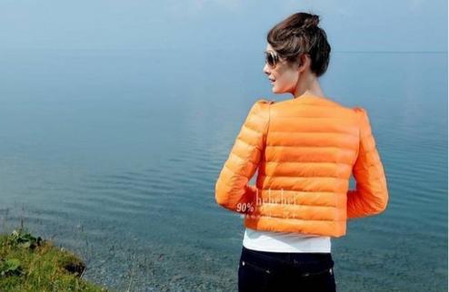 Куртка модная шинель для женщин  - 8