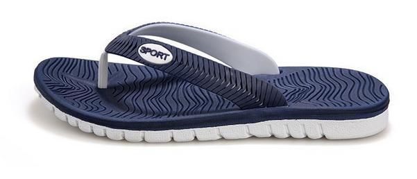Стильные пляжные сандалии для мужчин  - 1