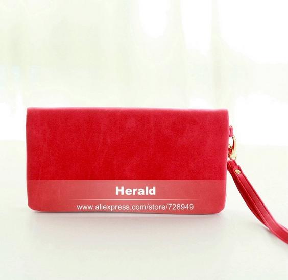 Польский кожаный кошелёк для женщин  - 2