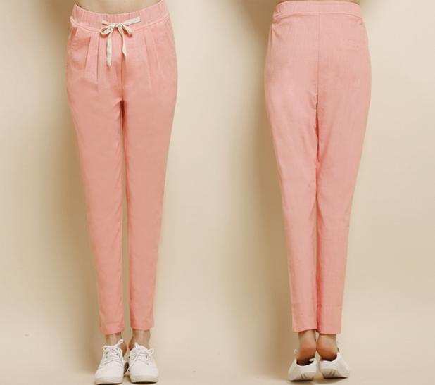 Женские брюки шаровары  - 10