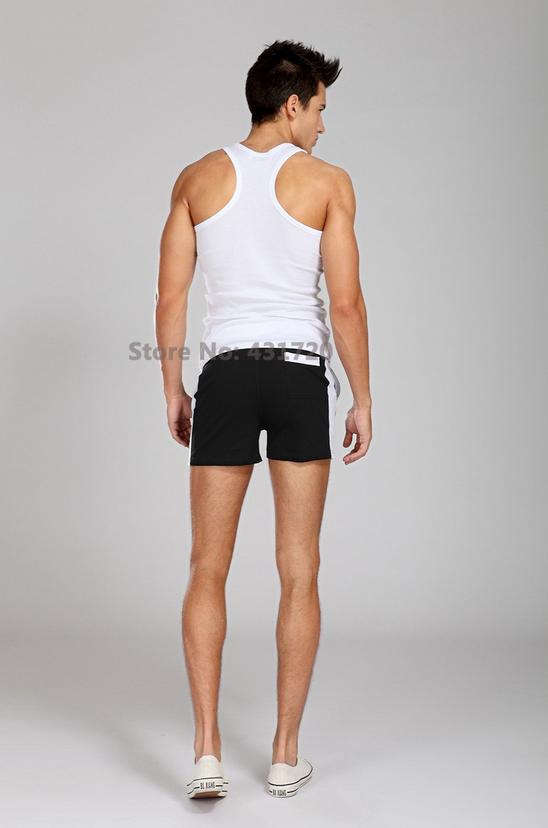 Мужская мода, стильные шорты для мужчин  - 8