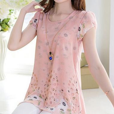 Женская блузка для леди  - 5