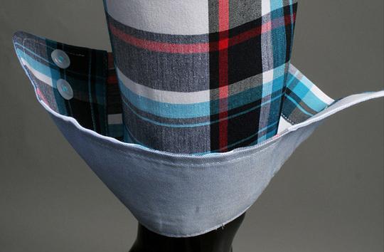 Модная мужская рубашка для мужчин - 5