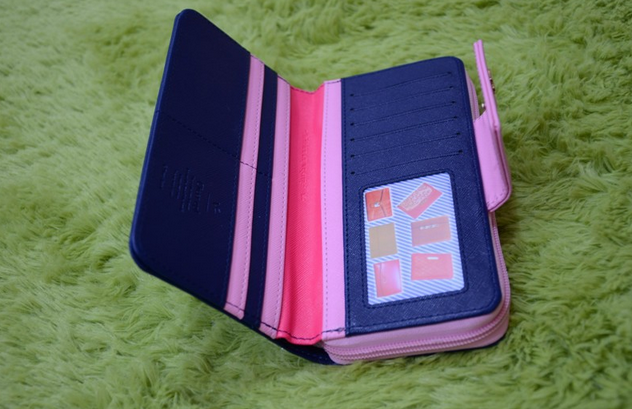 Новый качественный кошелёк для женщин   - 1