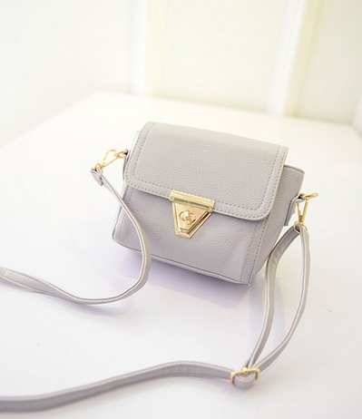 Маленькая сумка посыльного сумка через плечо для женщин - 2