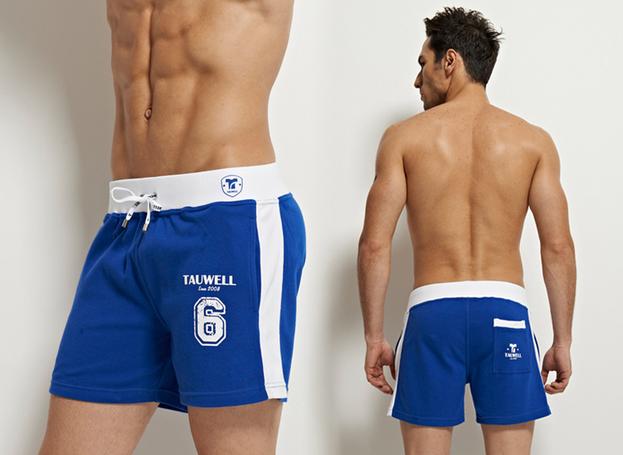 Спортивные мужские шорты  - 9