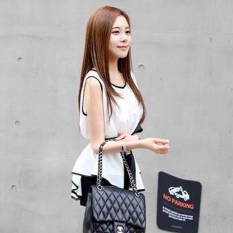 Блузка для девушек нерегулярные рукава  - 3