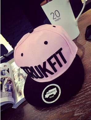 Летняя симпатичная хип-хоп кепка для женщин - 1