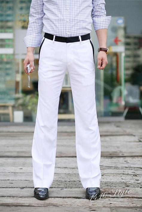 Мужские свободные брюки  - 4