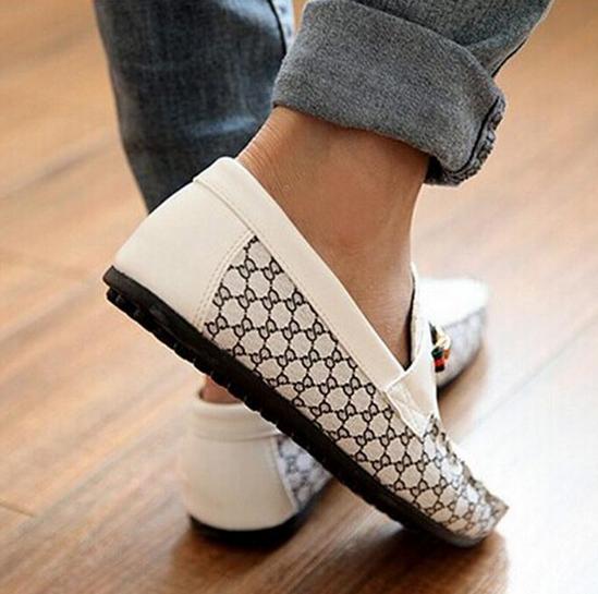 Свободные удобные туфли для мужчин - 3