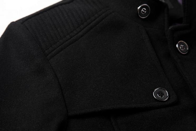 Утолщённая куртка, зимний бренд  - 5