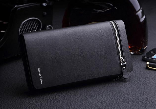 Стильный кошелёк для мужчин - 2