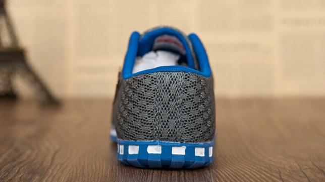 Кроссовки с воздухопроницаемой сеткой для мужчин  - 1