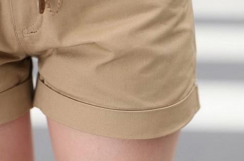 Офисные шорты для женщин  - 2