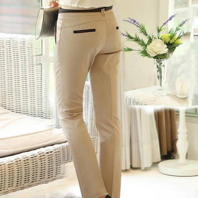 Офисные брюки для женщин - 1