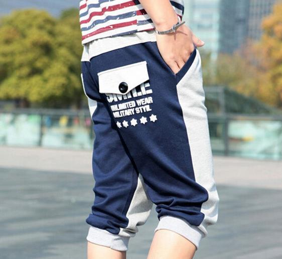 Простые удобные шорты для мужчин  - 2