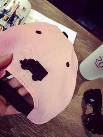 Летняя симпатичная хип-хоп кепка для женщин - 5