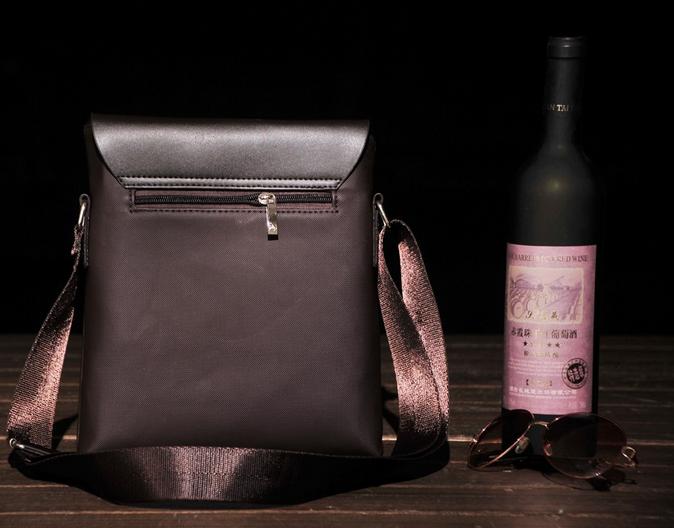 Стильные сумки через плечо для мужчин - 1