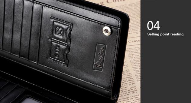 Стильный кошелёк для мужчин - 10