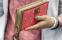 Стильный кожаный кошелёк для женщин  - 1