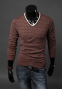 Мужской классический свитер для мужчин  - 1