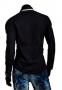DesignSlim мужские рубашки с длинным рукавом  - 6