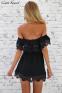 Свободное кружевное платье для женщин  - 2