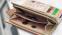 Стильный кожаный кошелёк для женщин  - 5