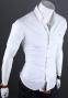 Европейский стиль, модная рубашка  - 3