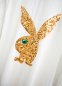 Летняя футболка кролик  - 6