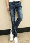 Мужские свободные джинсы для мужчин  - 6