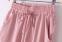 Твёрдые свободные брюки для женщин - 2