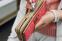 Стильный кожаный кошелёк для женщин  - 2