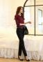 Новая блузка с воротником для стильных женщин  - 3