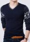 Осень и зима мода, мужской свитер  - 1